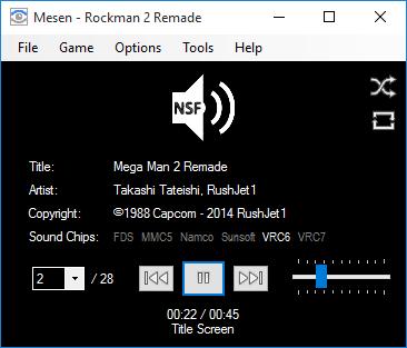 Getting Started :: Mesen Documentation
